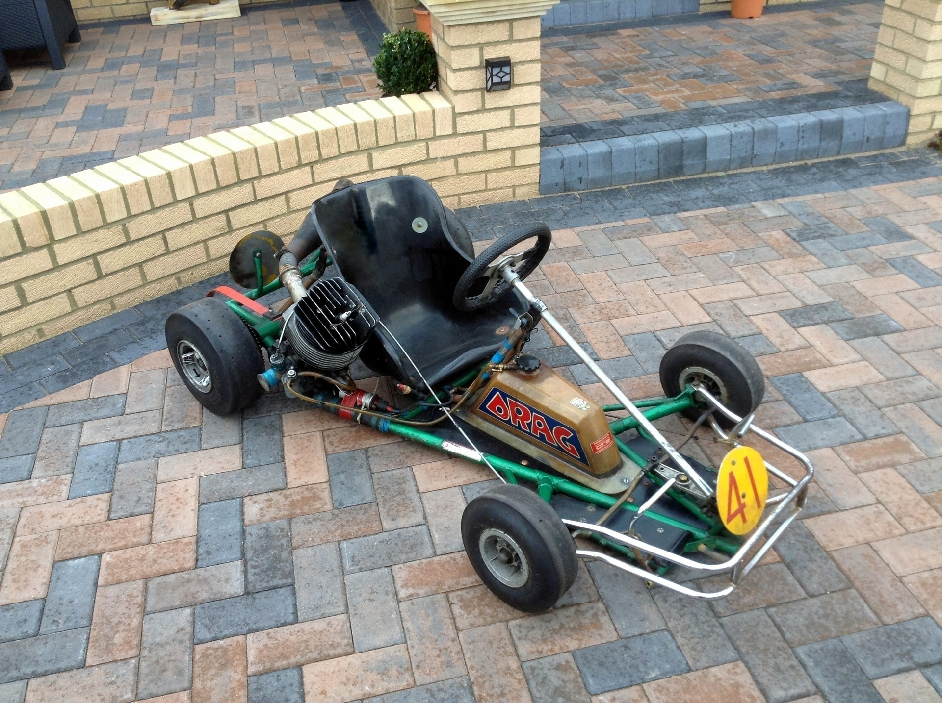 BIREL DRAG Mk2 1969 / KOMET K77 - Found in Kirkcaldy