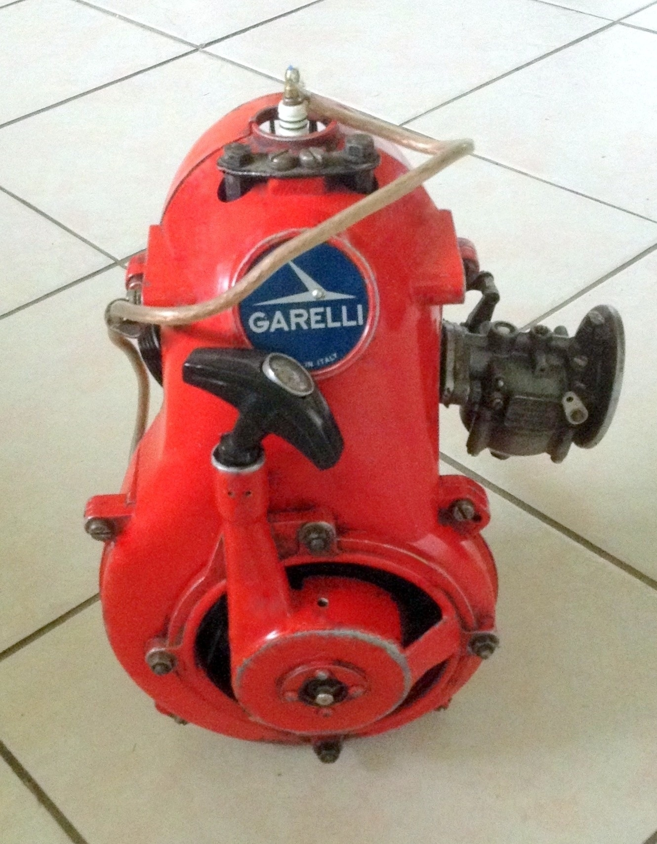 GARELLI 98cc Engine