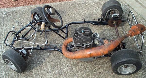 Dave Hockey's ZiP Silverstone / 250 Bultaco