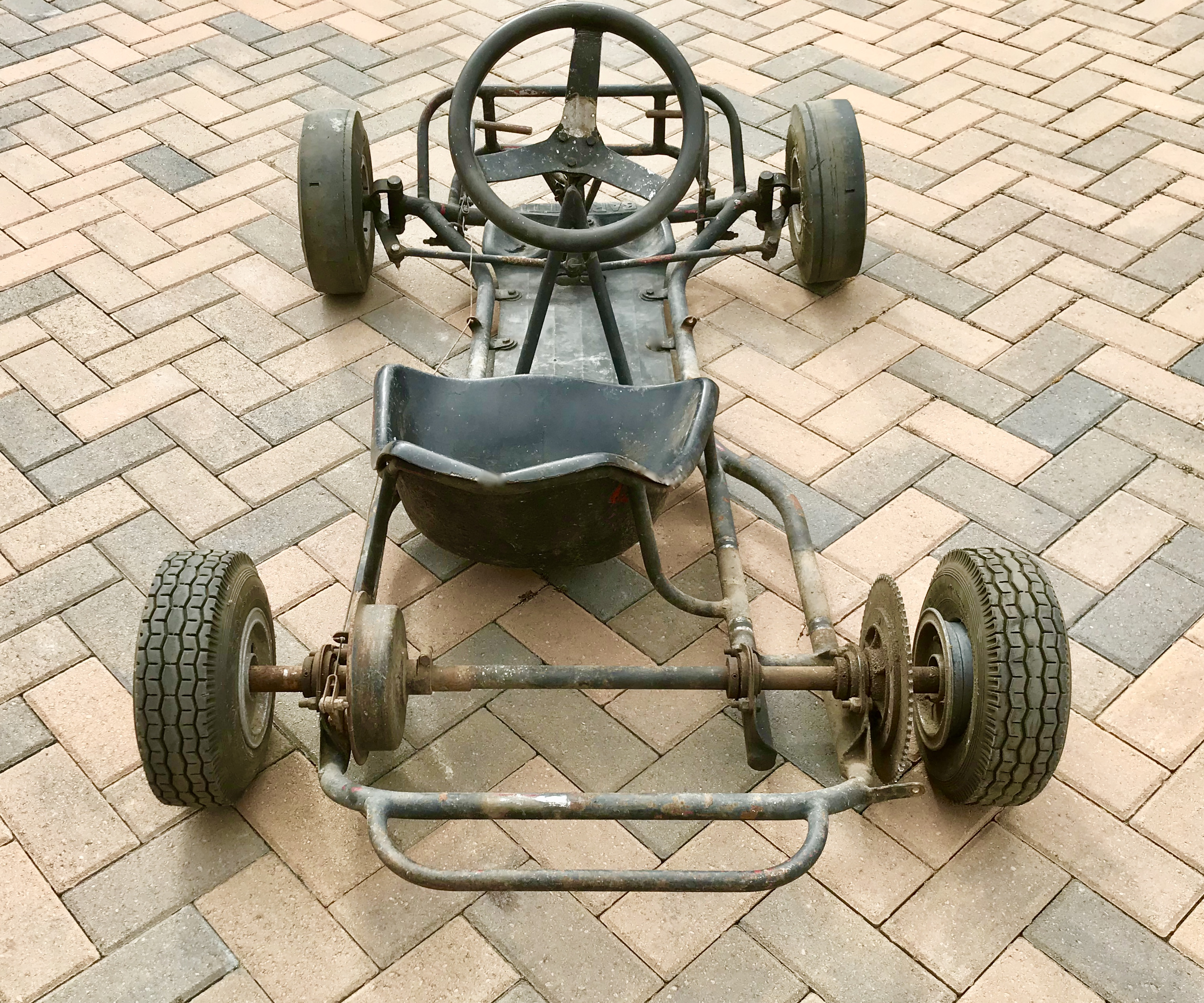 1967 BARLOTTI IMP - Found in Telford
